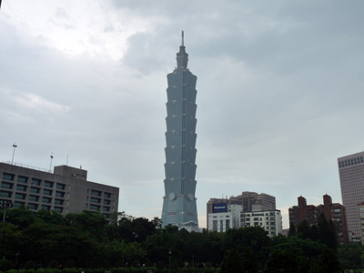 Travel diary of Taiwan