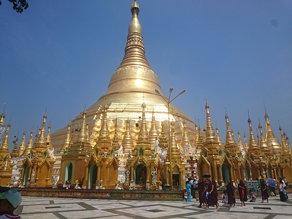 Travel diary of Myanmar
